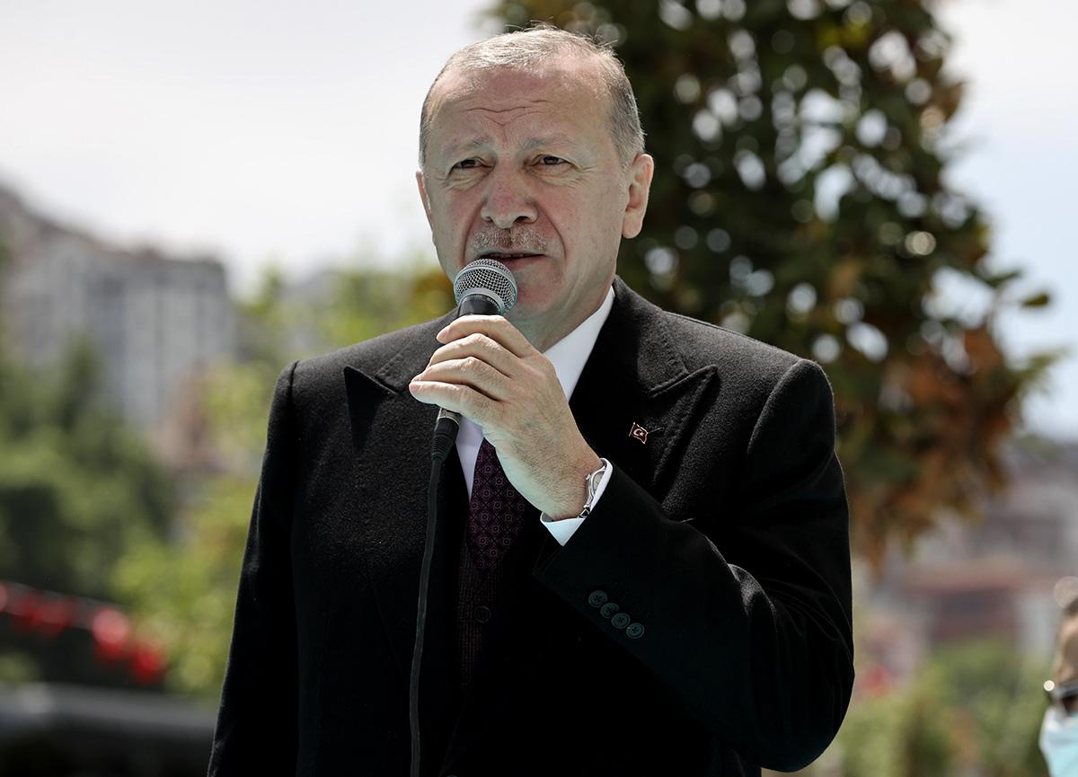 Cumhurbaşkanı Erdoğan'dan son dakika müsilaj açıklaması! 'Talimatı verdim, Bu beladan kurtaracağız'