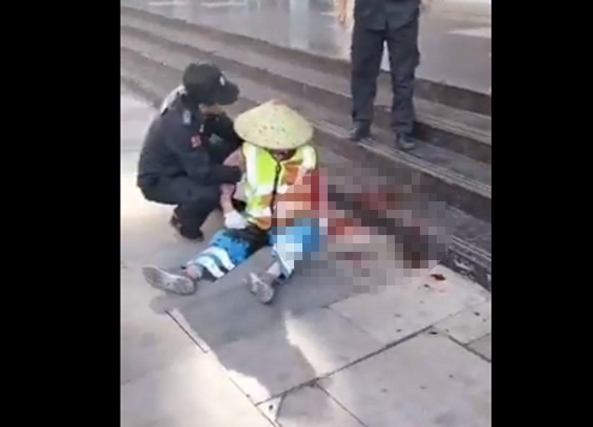 Çin'de bıçaklı saldırı! 5 kişi yaşamını yitirdi