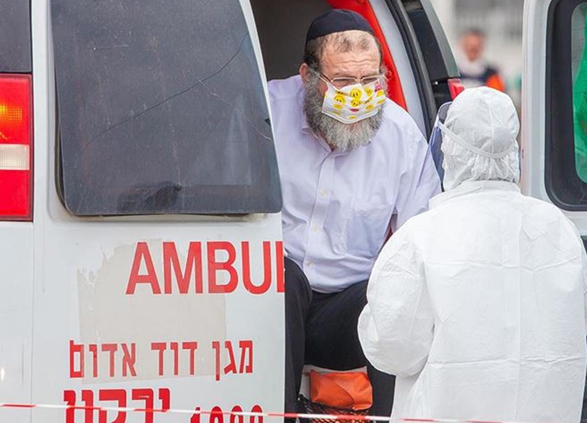 İsrail'de salgın başladığında beri ilk kez vaka görülmedi