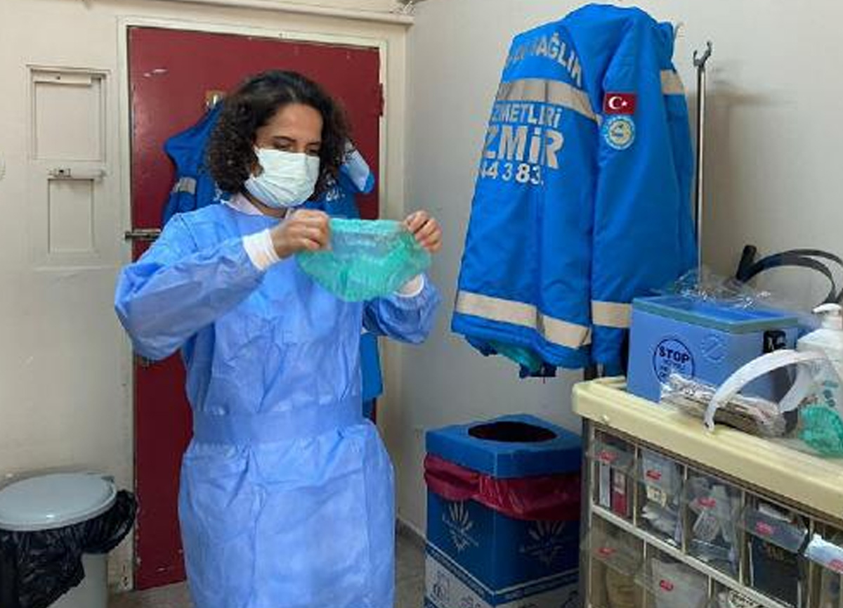 Pandemide, evde sağlık hizmetlerine talep patladı