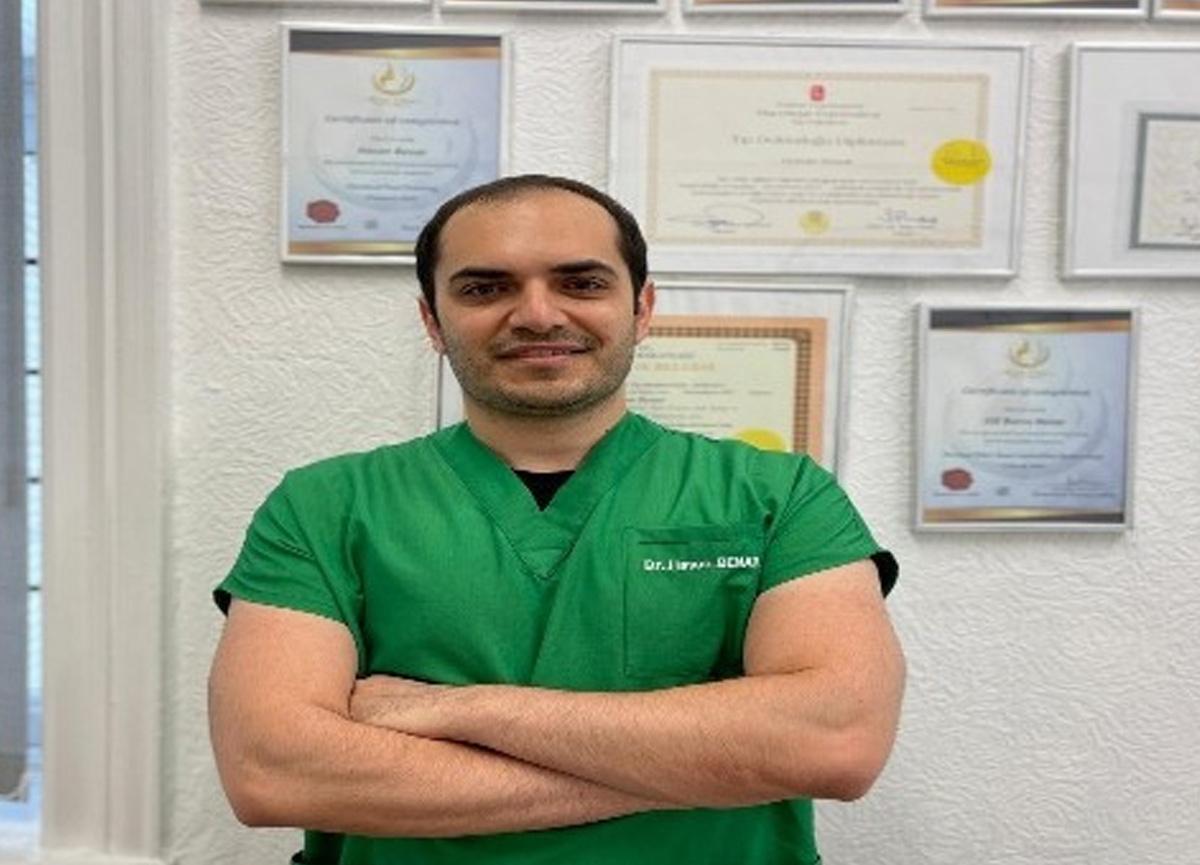 """Dermatoloji Uzmanı Dr. Hasan Benar: """"Burun estetik ameliyatları tarih olabilir"""""""