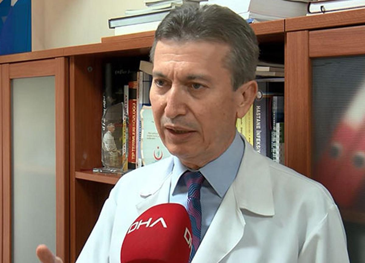 Prof. Dr. İsmail Balık: Yerli aşı üçüncü doz olarak kullanılabilir