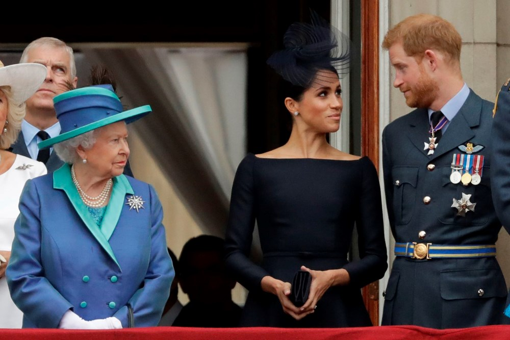 Prens Harry'nin kızına Lilibet adını vermek için Kraliçe Elizabeth'ten izin aldığı ortaya çıktı