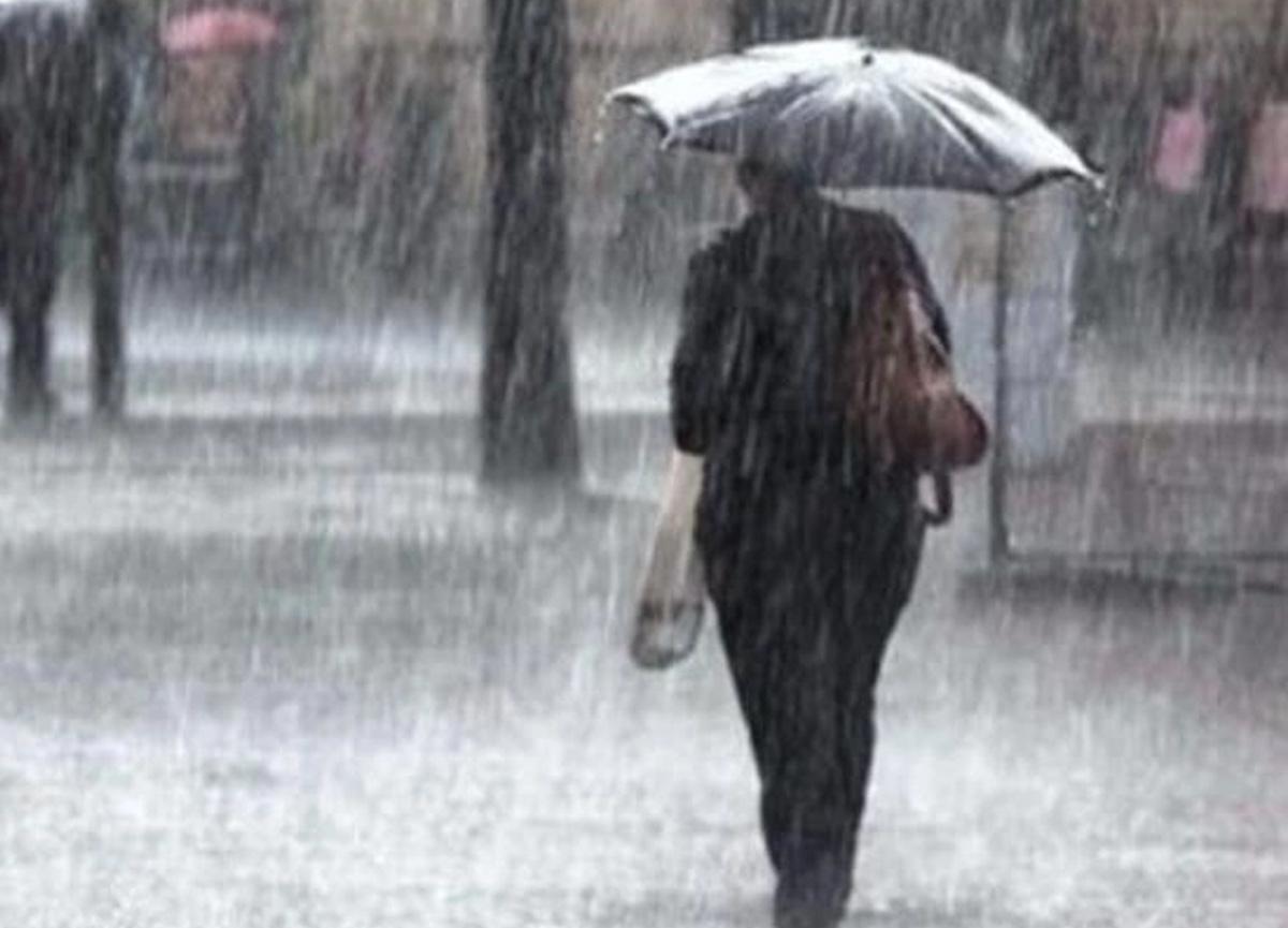 Meteoroloji bazı iller için sağanak yağış uyarısında bulundu!