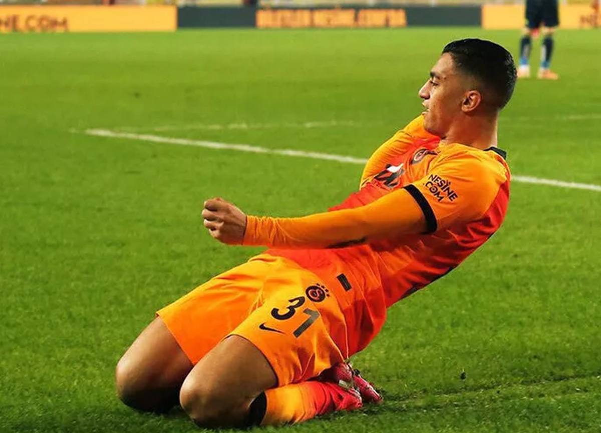 Galatasaray'da Mostafa Mohamed'den müjdeli haber!