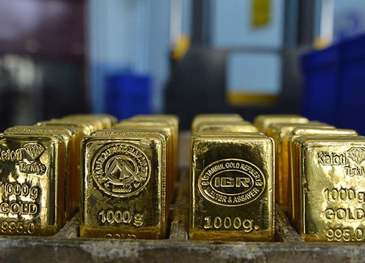 Ağrı'nın Mollakara köyü'nde değeri 1.2 milyar dolar olan 20 ton altın rezervi tespit edildi