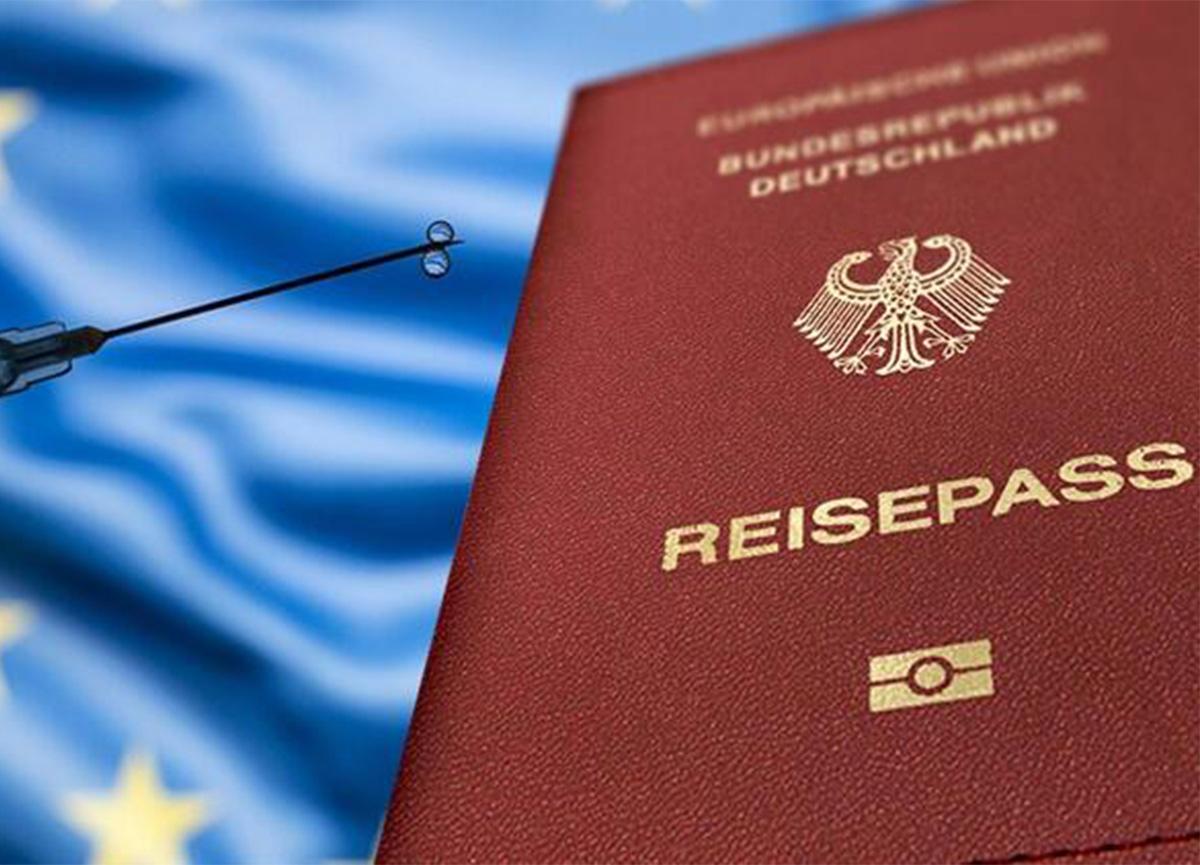 Yeni uygulama başladı! Almanya aşı sertifikasına geçiyor