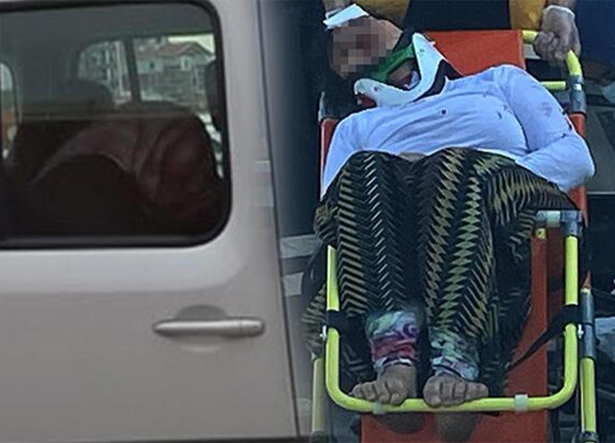 Sivas'ta şok olay! Eltilerin kavgası hastanede bitti