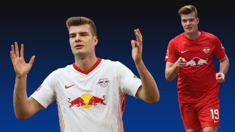Leipzig'den flaş Alexander Sörloth kararı! Trabzonspor...