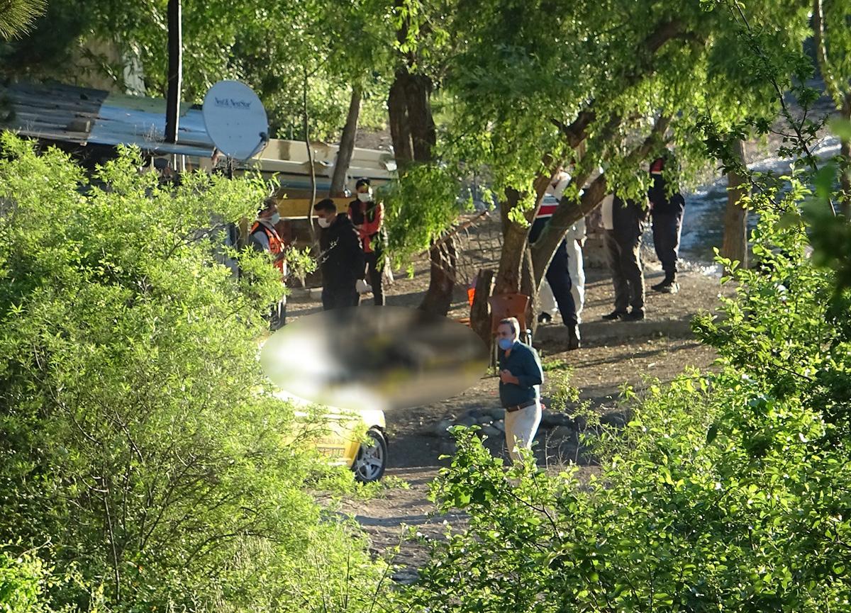 Samsun'da karavanda saat 04.30 sıralarında dehşet: Kurşun yağdırdı, 3 kişiyi öldürdü
