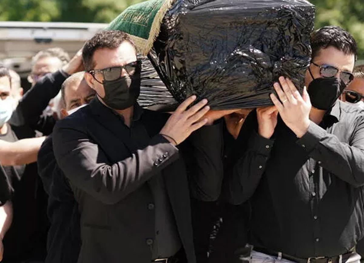 Rafet El Roman'ın babası İsmail Yaşdut hayatını kaybetti!