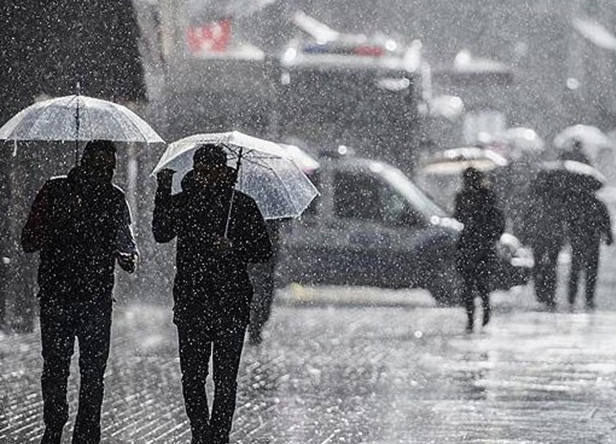Meteoroloji'den İstanbul, Ankara, İzmir dahil çok sayıda kente sarı uyarı!