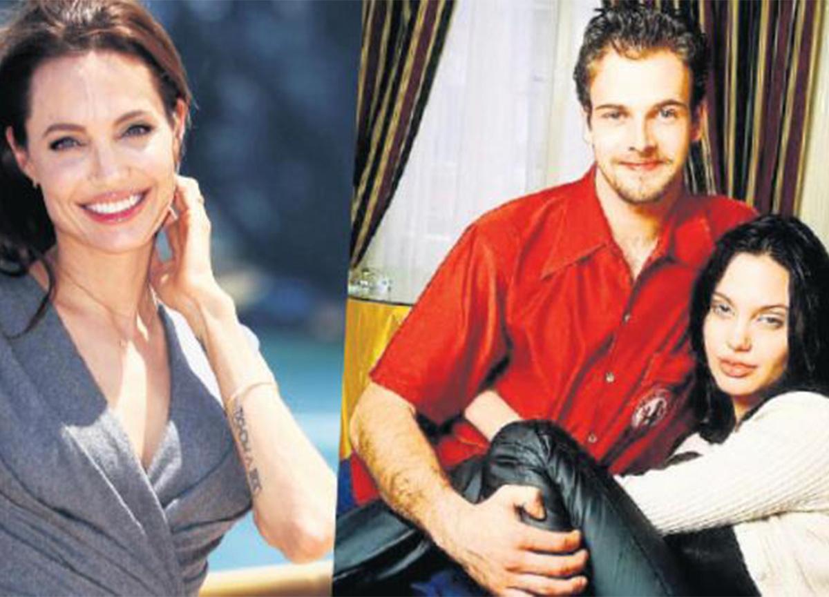 Angelina Jolie, eski eşinin evinde 3 saat geçirdi!
