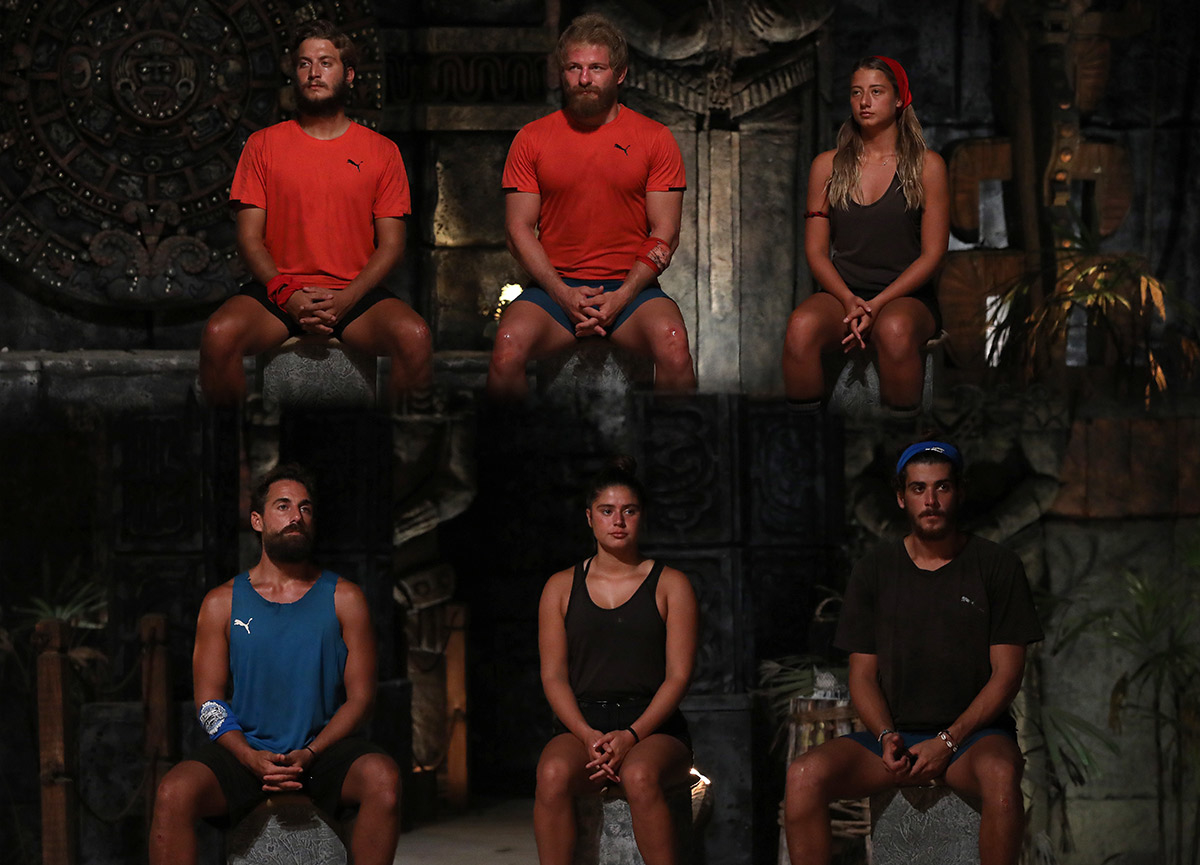 Survivor'da eleme adayı kim oldu? 14 Haziran Survivor 2021 dokunulmazlığı kazanan kimi eleme adayı gösterdi?
