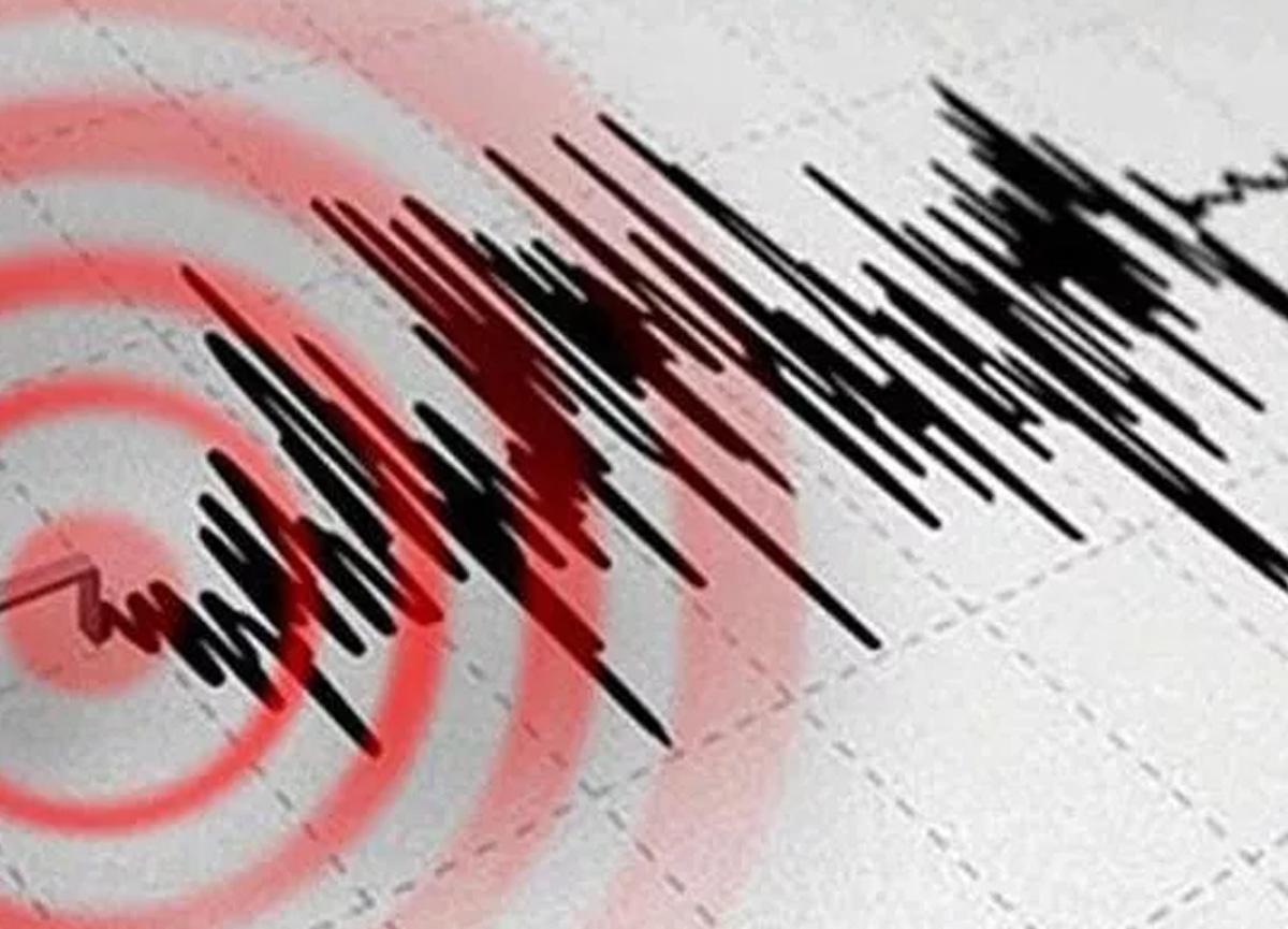 Endonezya açıklarında şiddetli deprem!