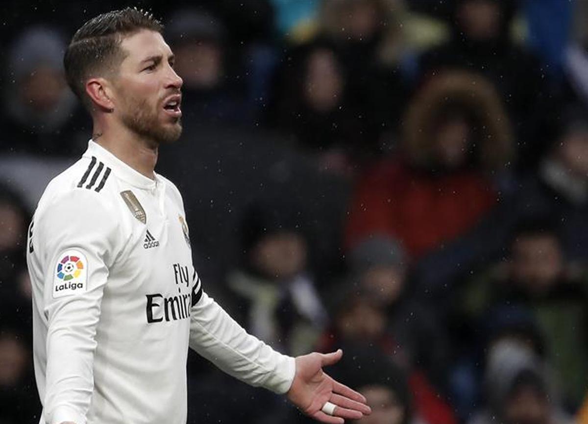 Real Madrid'de Sergio Ramos defteri resmen kapandı!