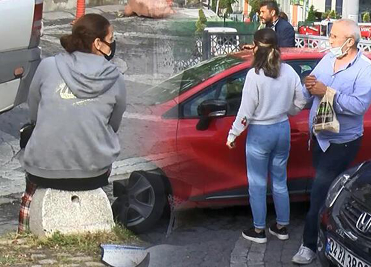 İstanbul Başakşehir'de feci kaza! 3'ü kadın, 4 kişi yaralandı