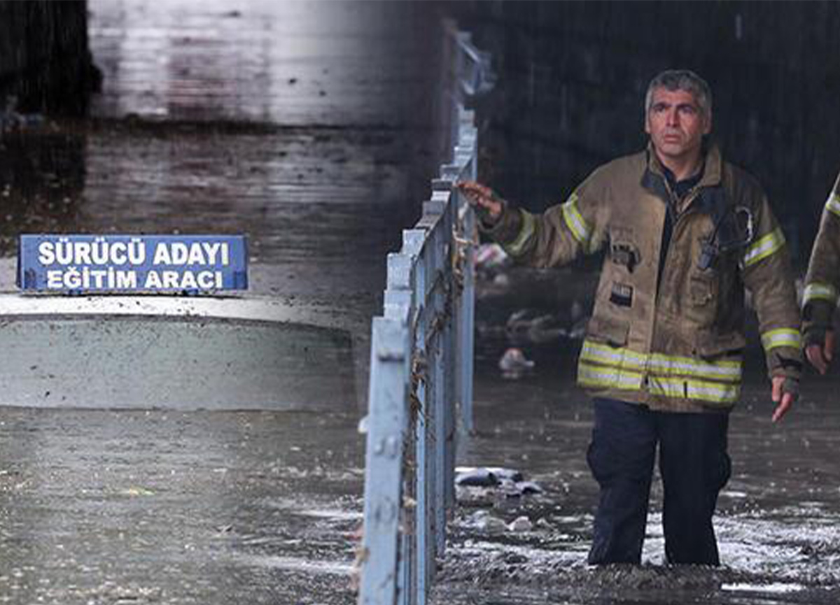 Meteoroloji'den İstanbul ve çok sayıda kente kuvvetli yağış uyarısı