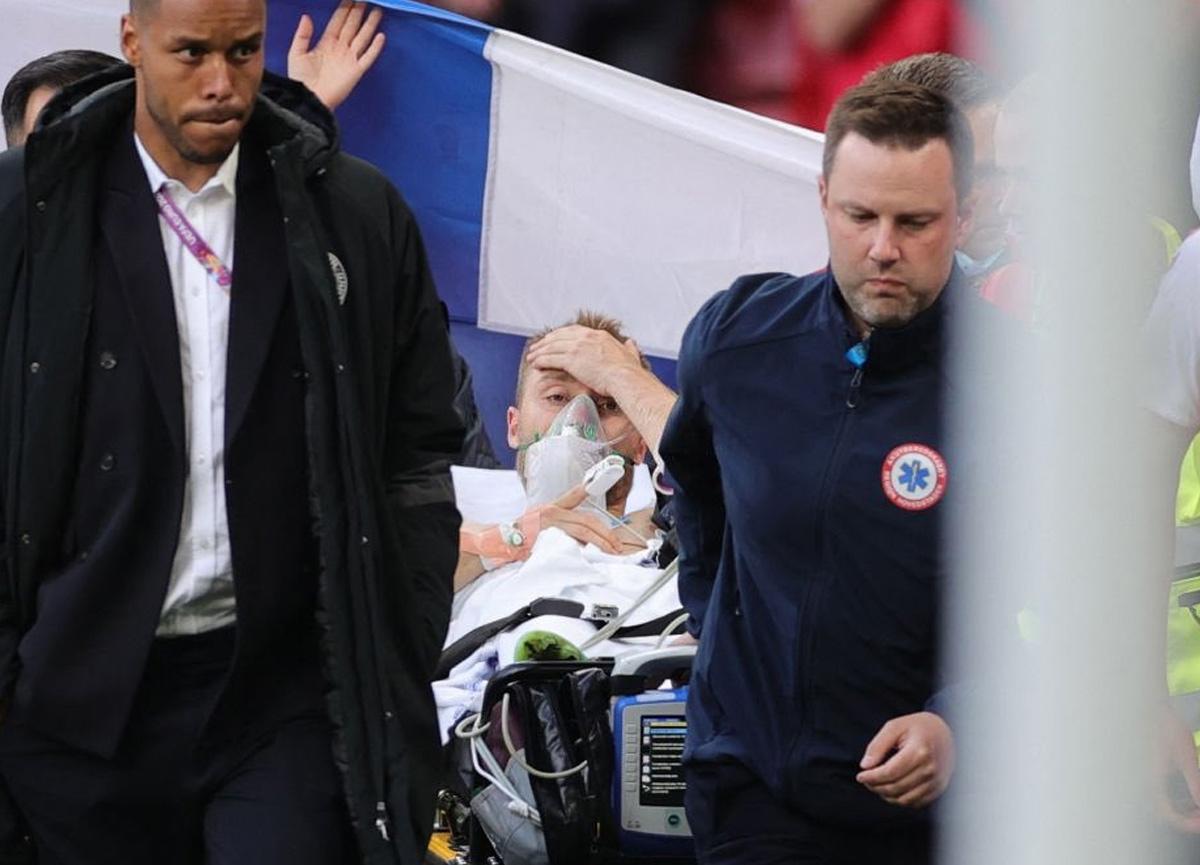 Christian Eriksen'den bir üzücü haber daha: Kalbine ICD takılacak