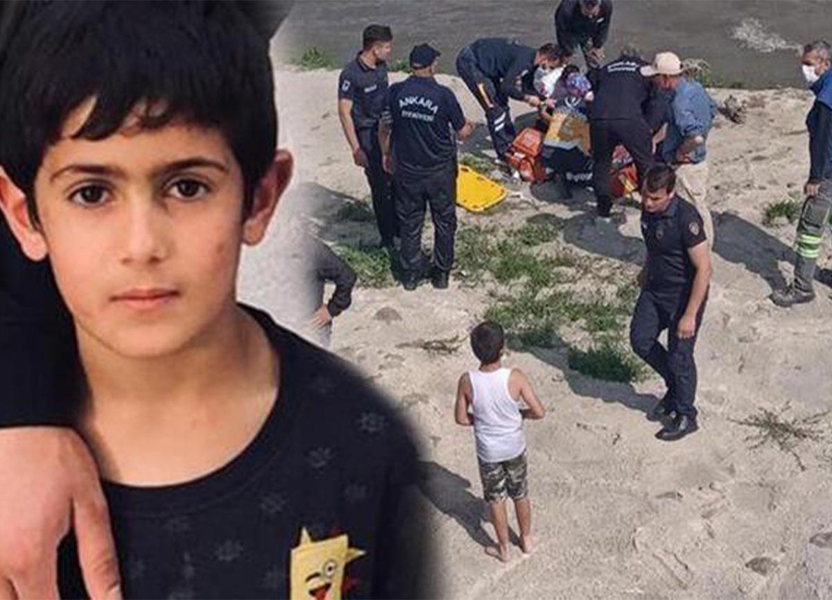 9 yaşındaki Mirsad'ın feci sonu! Ayağını soktuğu çayda boğuldu