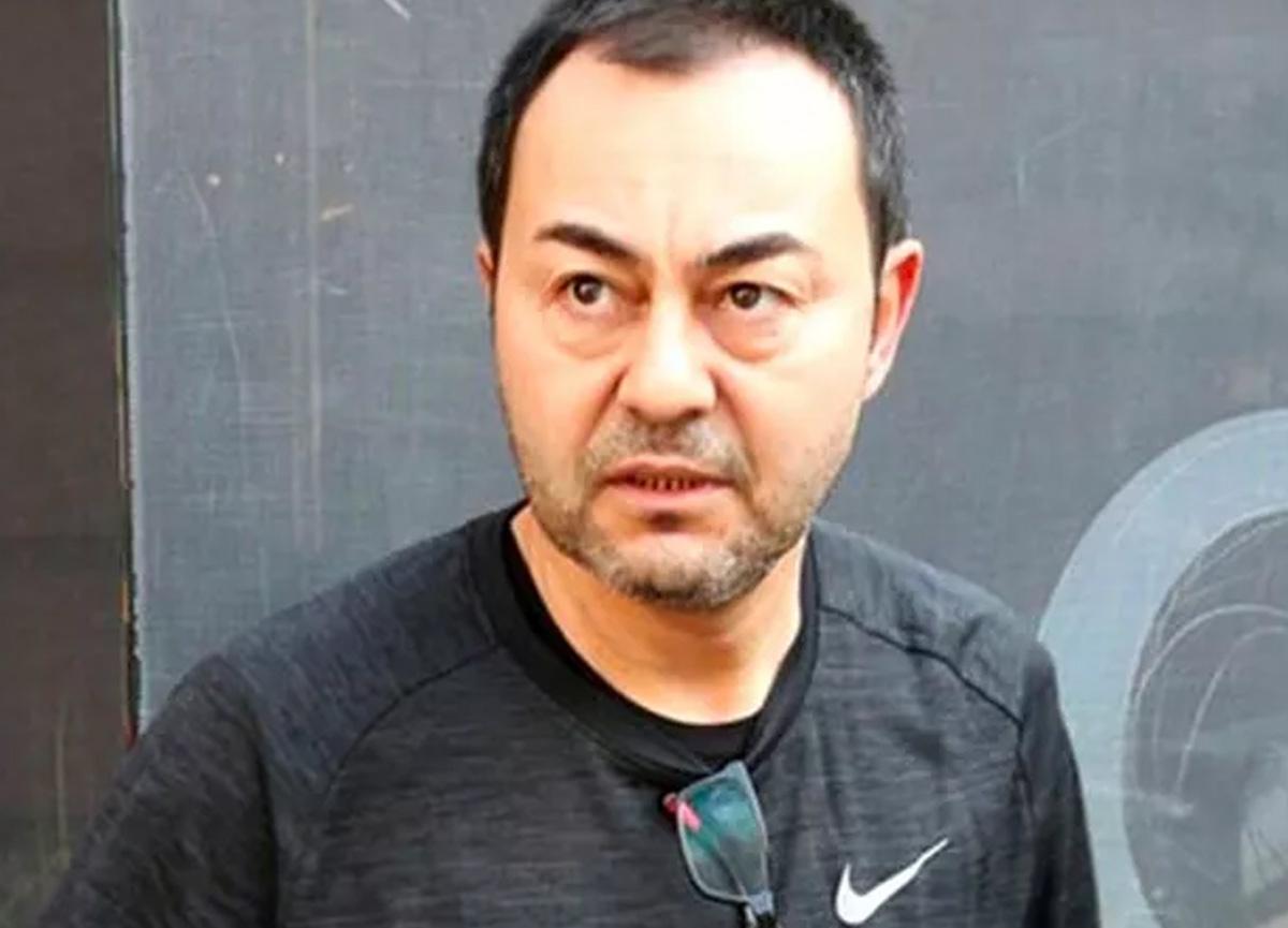 Ünlü şarkıcı Serdar Ortaç'a haciz şoku! 'Parası bende kalmaz'