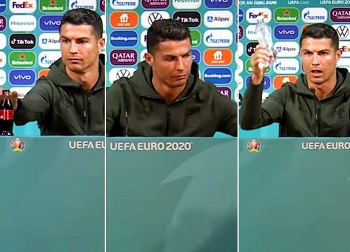 Cristiano Ronaldo'ya iki yüzlülük eleştirisi! Sosyal medyada yankı uyandırdı...