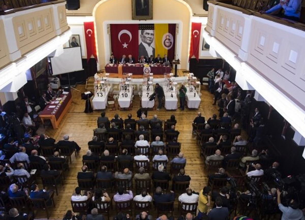 Galatasaray'da 38. başkan bugün belli oluyor! Adaylar kimler?