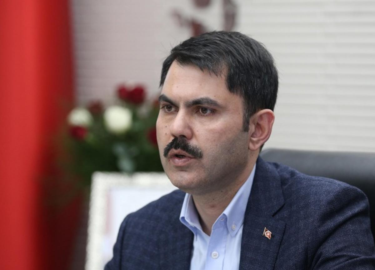 Bakan Murat Kurum'dan son dakika müsilaj açıklaması!