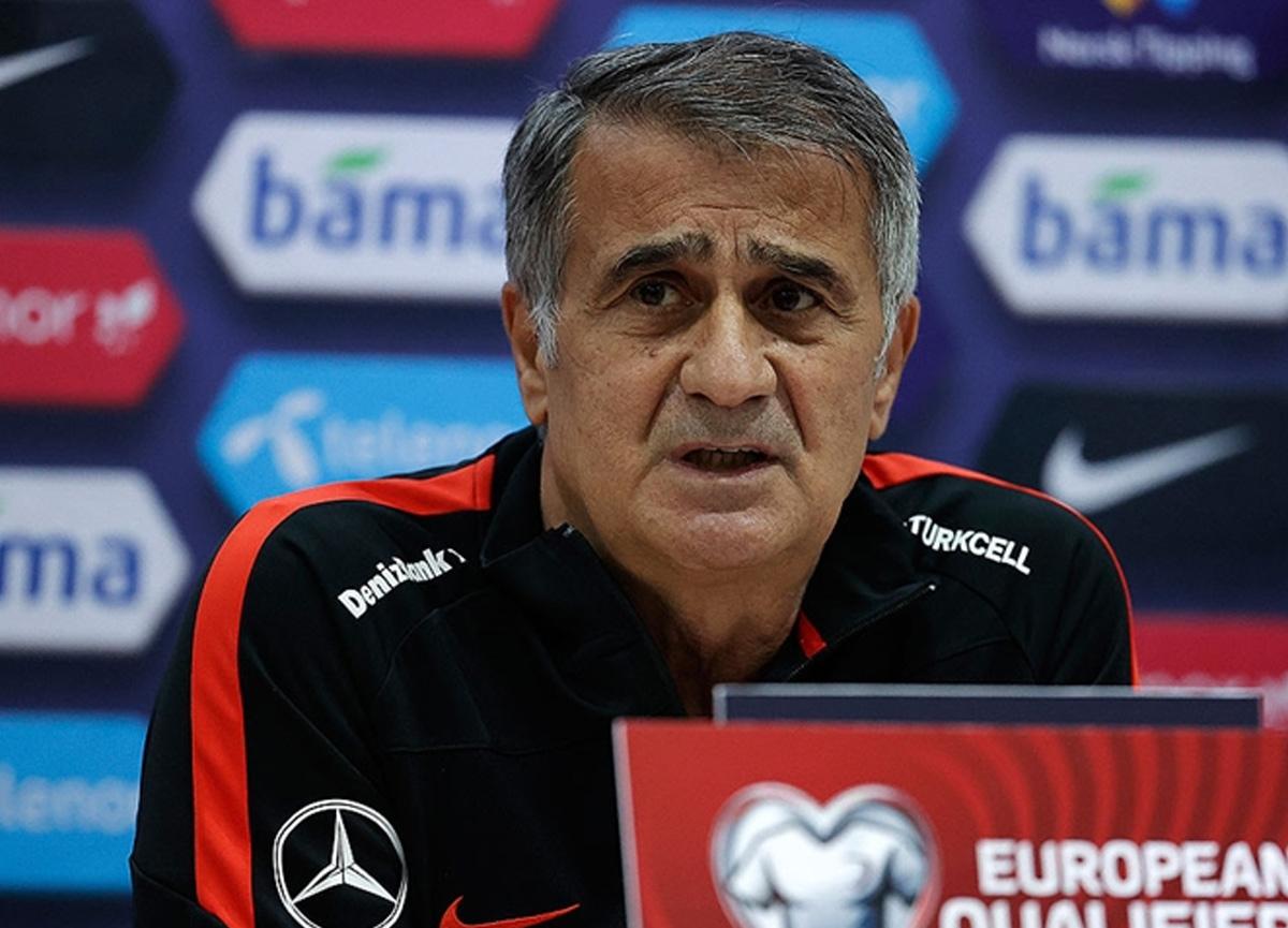 İsviçre maçı sonrası Şenol Güneş'ten istifa açıklaması: Bunun hesabı yapılır