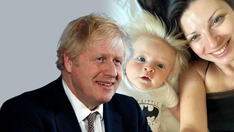 İngiltere, küçük Boris Johnson olarak doğan bebeği konuşuyor