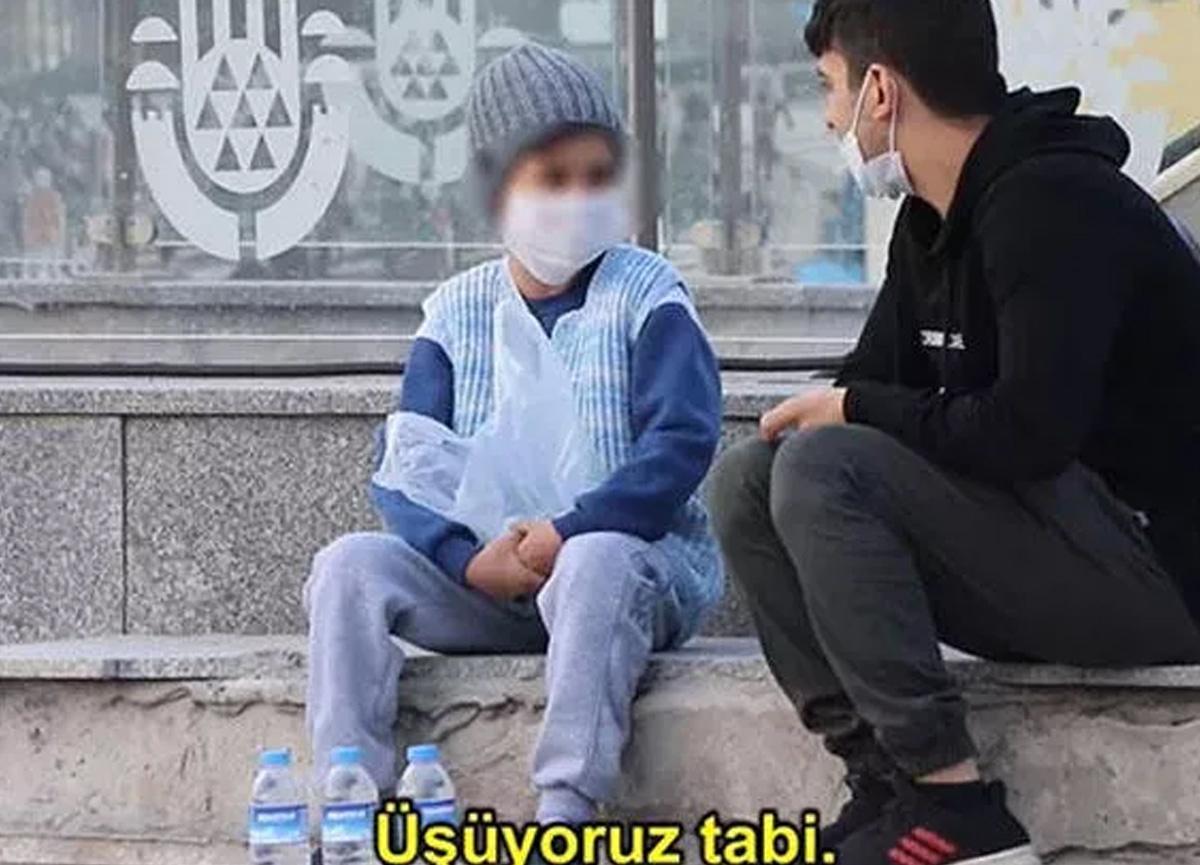 Kurgu çıkan 'Su satan çocuk' videosuyla gündeme gelmişti: YouTuber içi flaş yakalama kararı!