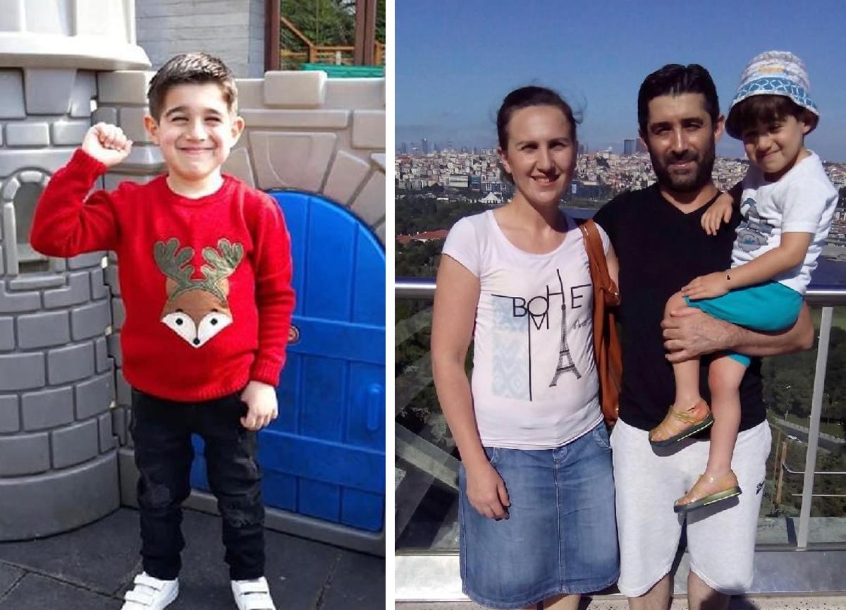 Ümraniye'deki dehşetten bir acı haber daha: Minik Kerem de hayatını kaybetti