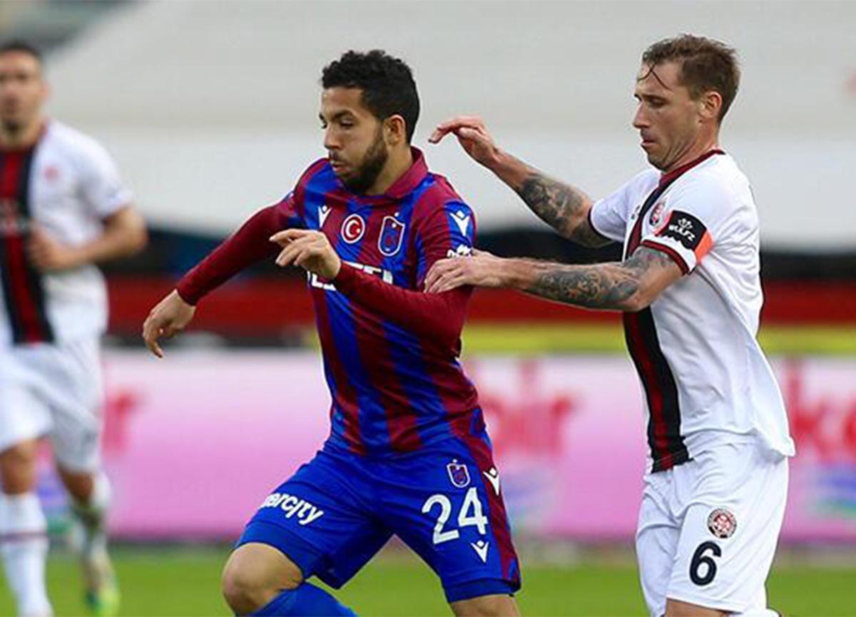 Trabzonsporlu Flavio, kulüp tarafından kiralanmak isteniyor