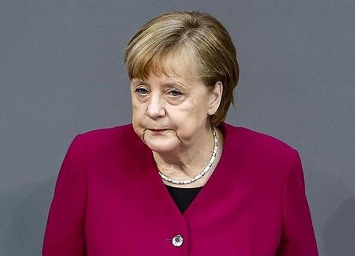 Merkel'den pandemi itirafı: Dev yatırımlar gerekli