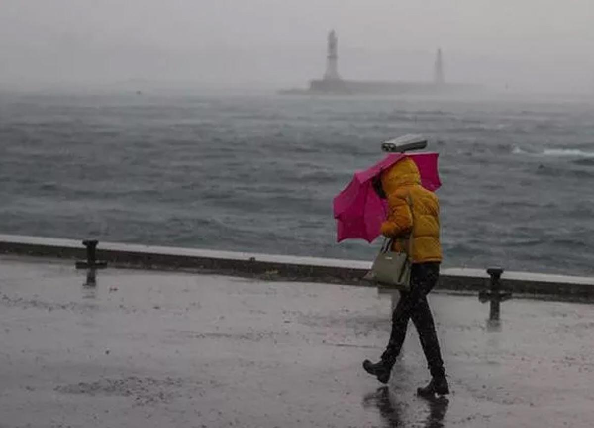 Meteoroloji'den İstanbul için sarı uyarı