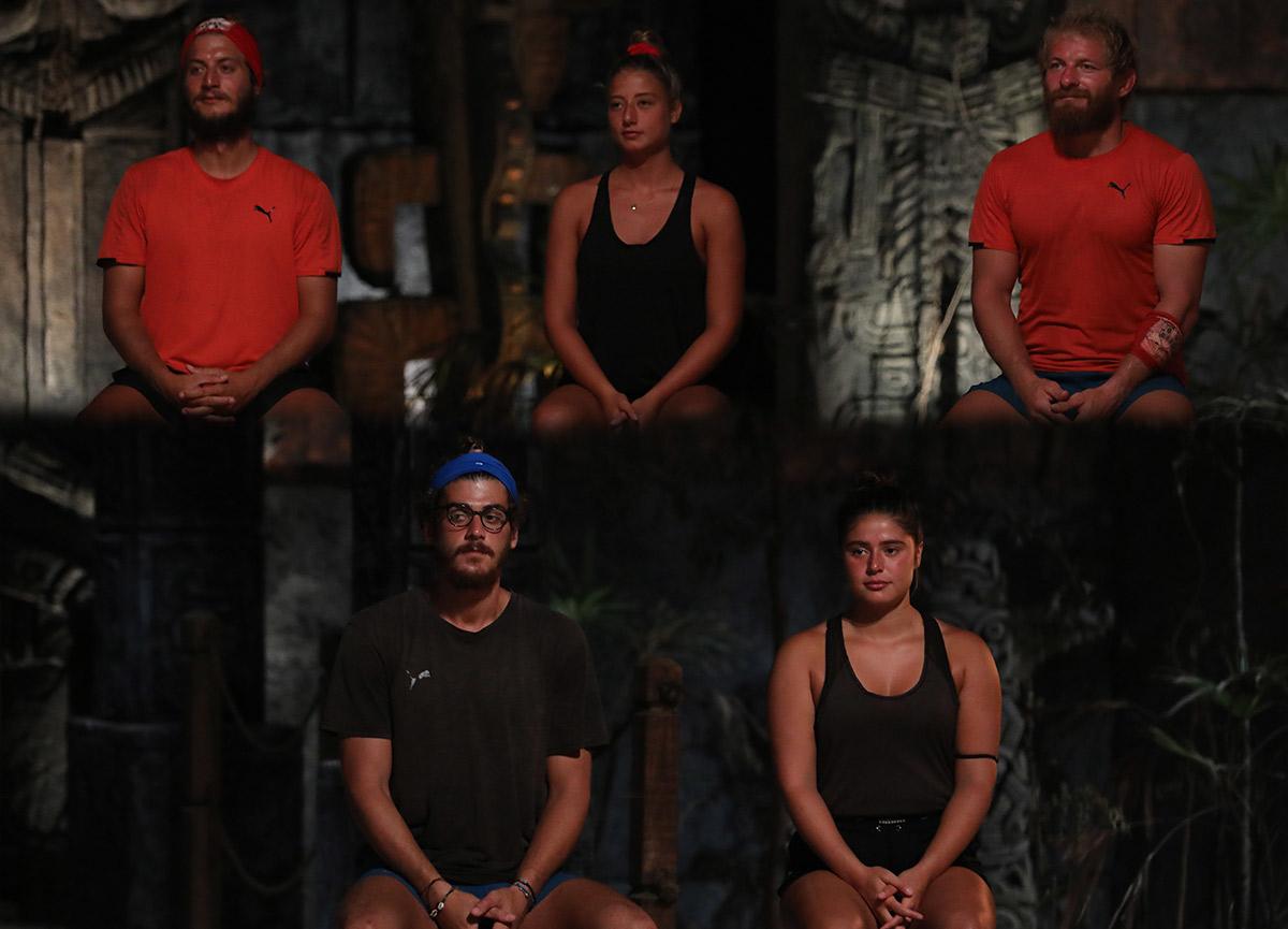Survivor'da kim elendi, kim gitti? 22 Haziran Survivor 2021'de kim veda etti, son dörtlüye kimler kaldı?