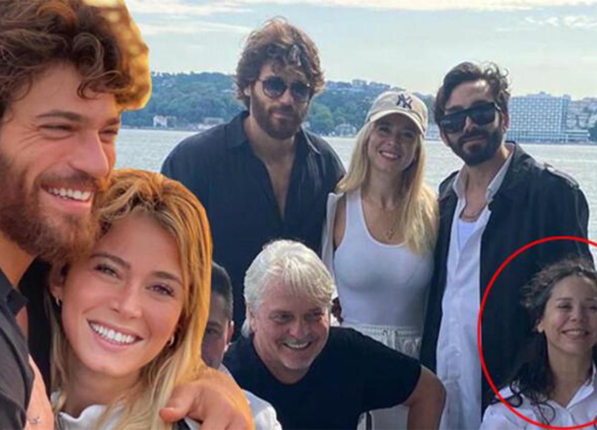 Can Yaman, sevgilisi Diletta Leotta'yı İstanbul'a getirdi! Aileden onay çıktı