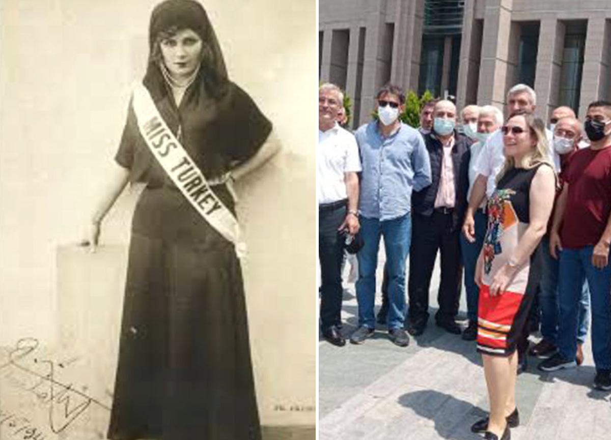 18 yıl süren davada Mahmure Ana'nın mirası itfaiyecilerin oldu