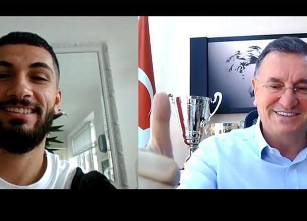 Hatayspor, Kamil Ahmet Çörekçi'yi kadrosuna kattı!