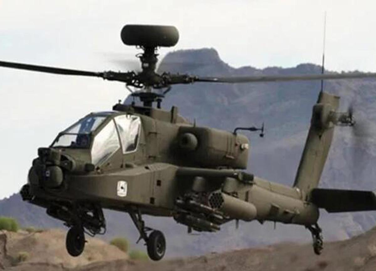 Kenya'da askeri helikopter düştü: 17 ölü!