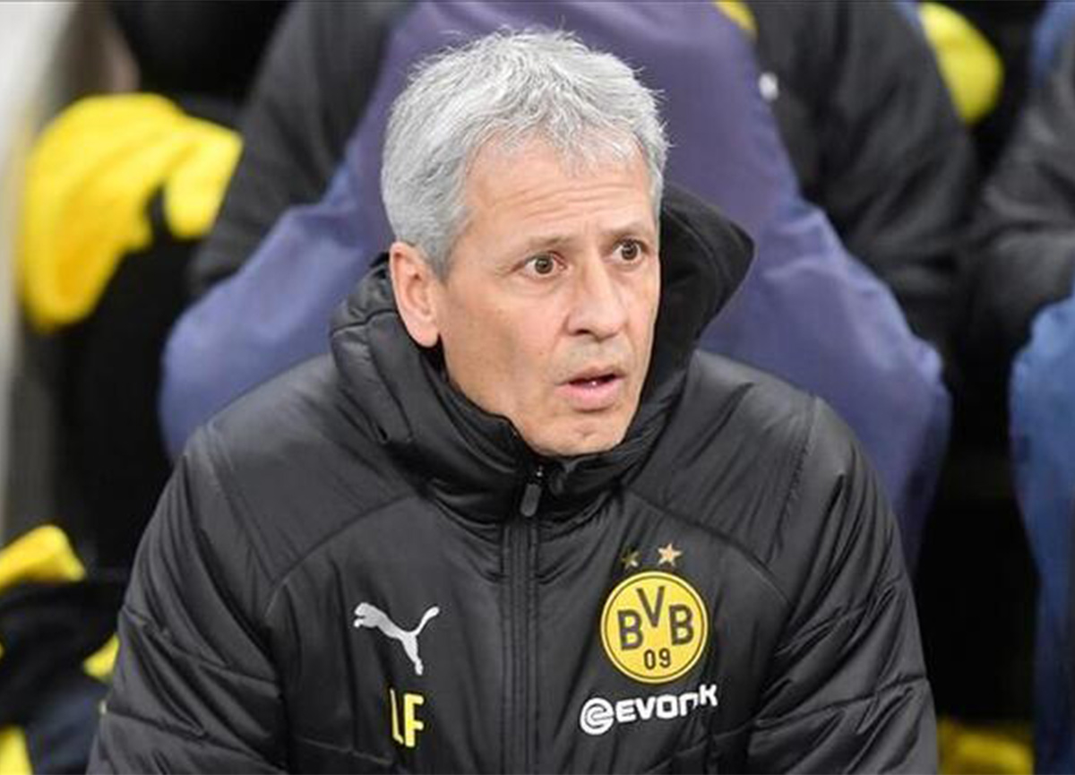 Fenerbahçe'nin hoca adaylarından Lucien Favre'ın yeni takımı belli oldu!