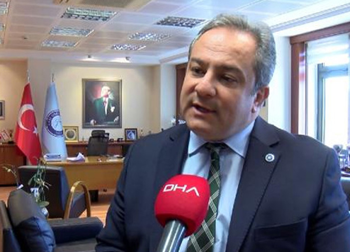 Prof. Dr. Mustafa Necmi İlhan: 50 yaş altına 3'üncü doz süreç içinde değerlendirilecek