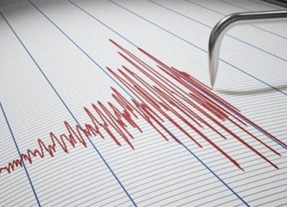 Son dakika: Ege'de 4.0 büyüklüğünde deprem!