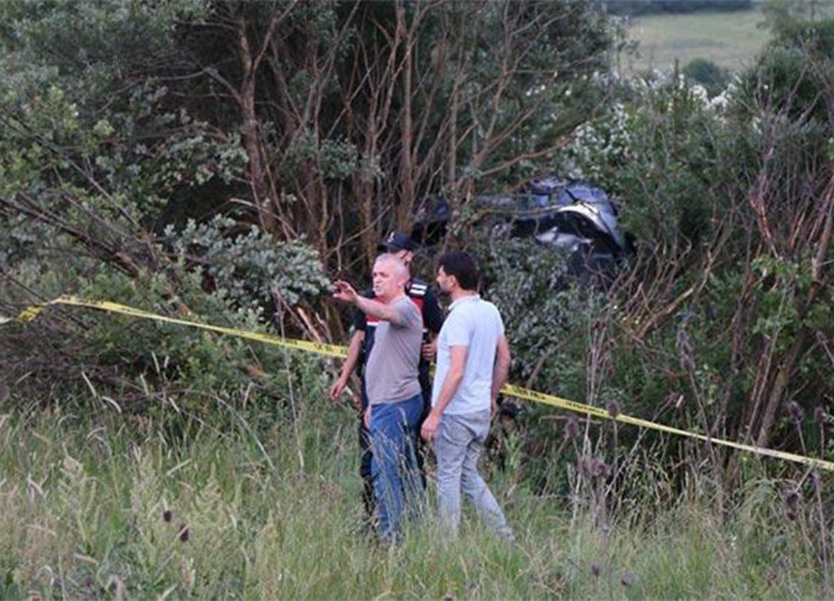 Bolu'da feci kaza! İmam hayatını kaybetti