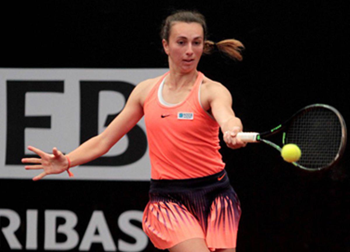 Milli tenisçi İpek Öz Polonya'da adını finale yazdırdı