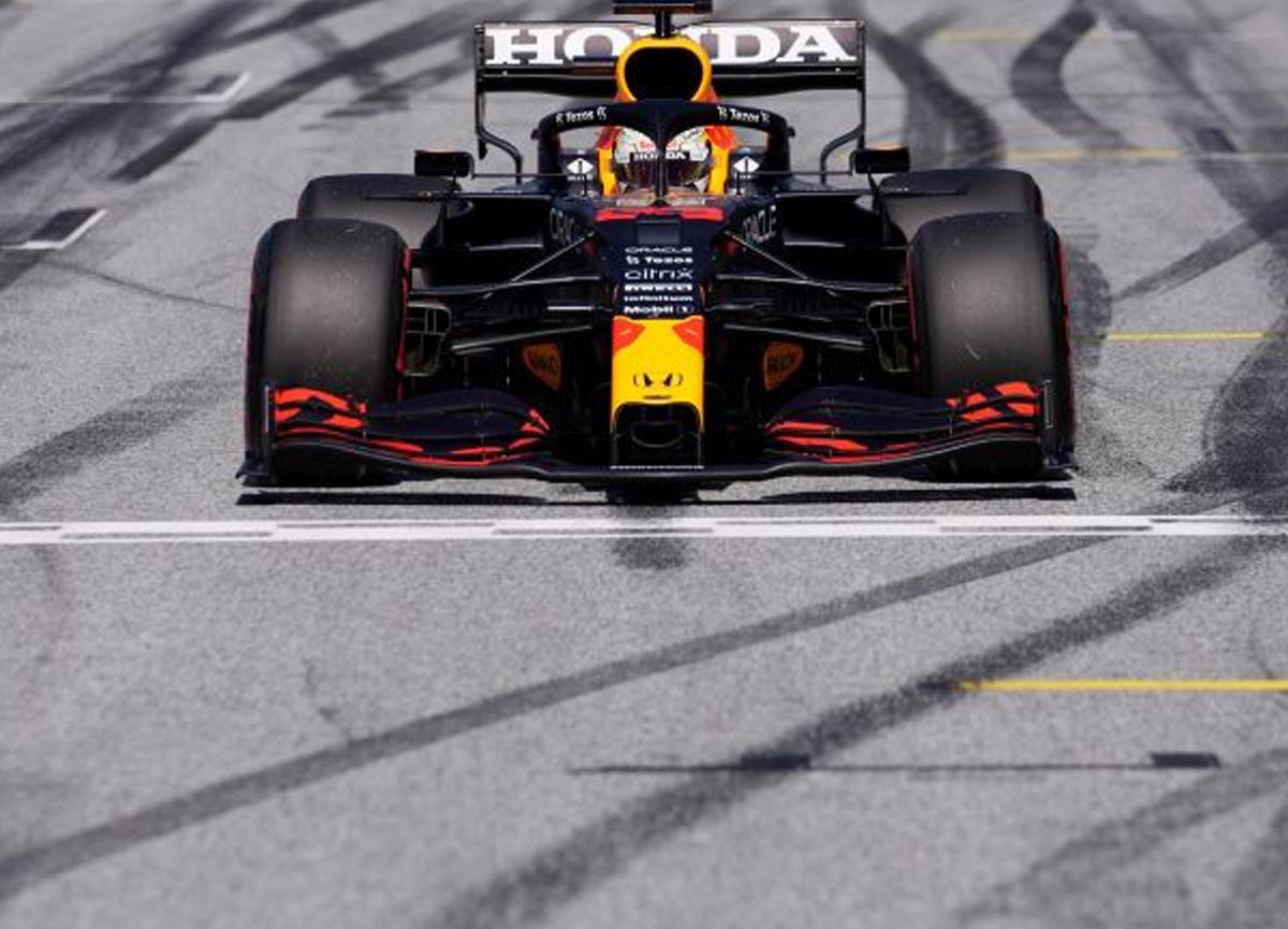Avusturya Grand Prix'sinde ilk sıra Max Verstappen'in