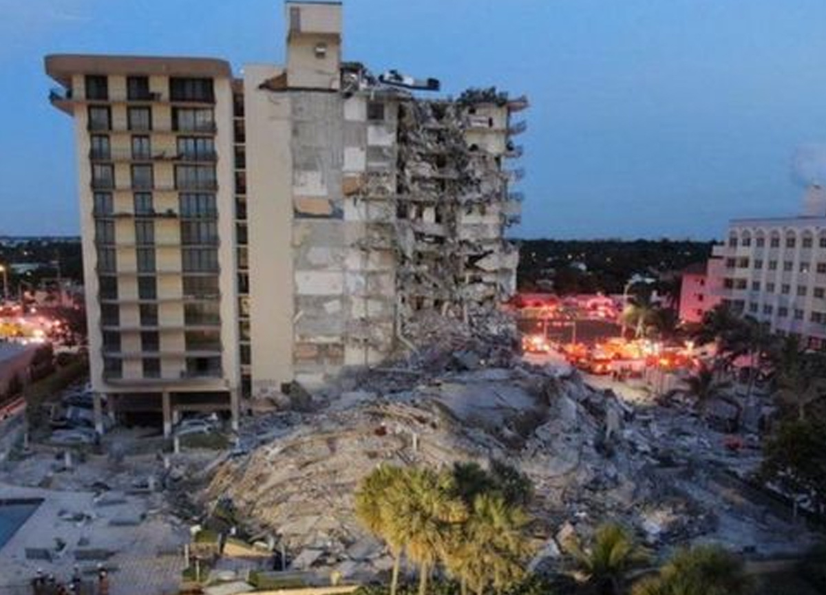 Miami'de 22 kişiye mezar olan bina tamamen yıkılacak