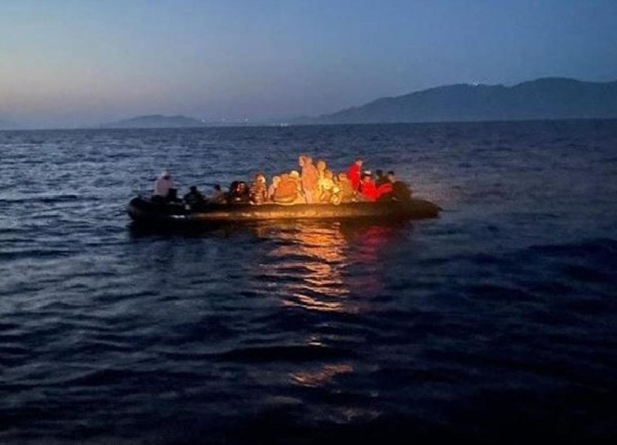 Göçmenleri taşıyan bot alabora oldu! 43 kişi hayatını kaybetti