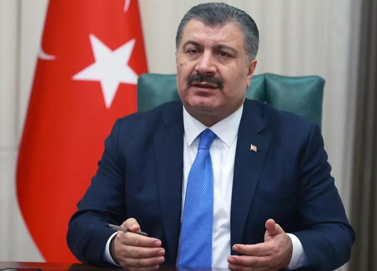 Son dakika: Sağlık Bakanı Fahrettin Koca'dan havalimanında aşı açıklaması