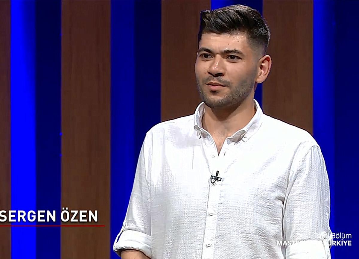 Sergen Özen kimdir? MasterChef Türkiye 2021 yarışmacısı Sergen Özen kaç yaşında, nereli?